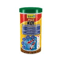 Tetra Pond Koi Colour & Growth Sticks 1.2KG Food Coldwater Goldfish Orfe